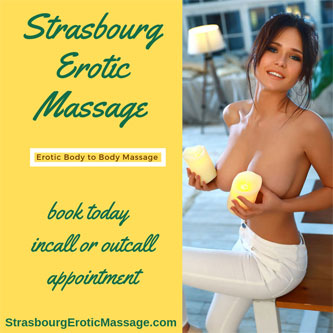 Strasbourg Erotic Massage, France